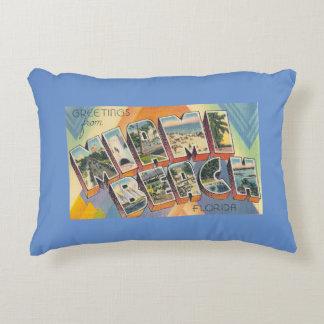 Florida, Miami Beach, Pillow