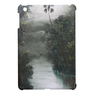 Florida Misty RIver Moss Case For The iPad Mini