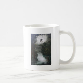 Florida Misty RIver Moss Coffee Mug