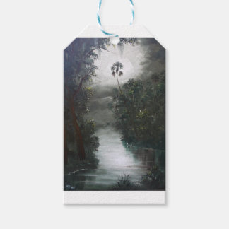 Florida Misty RIver Moss Gift Tags