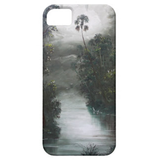 Florida Misty RIver Moss iPhone 5 Cover