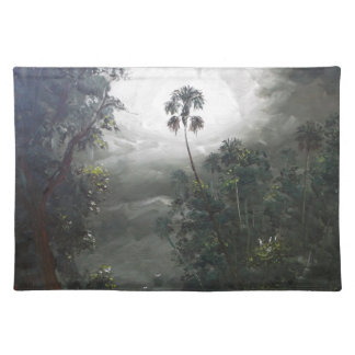 Florida Misty RIver Moss Placemat