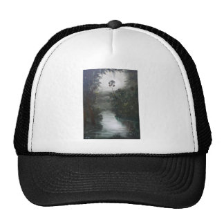 Florida Misty RIver Moss Trucker Hat