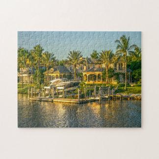 Florida Naples Coastline. Jigsaw Puzzle