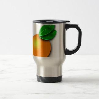 Florida Orange Travel Mug