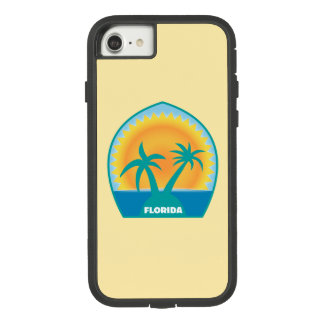 Florida - Palm Beach iPhone 7 Case. Case-Mate Tough Extreme iPhone 8/7 Case