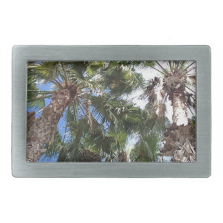 Florida Palms Belt Buckle
