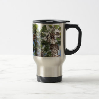 Florida Palms Travel Mug