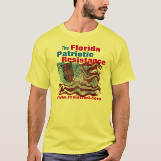 Florida Patriotic Resistance T-Shirt