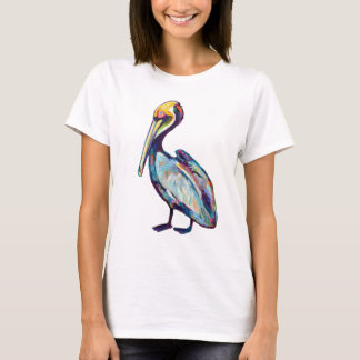 Florida Pelican by Robert Phelps T-Shirt