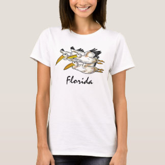 Florida pelicans ladies tank