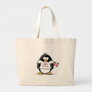 Florida Penguins Bag
