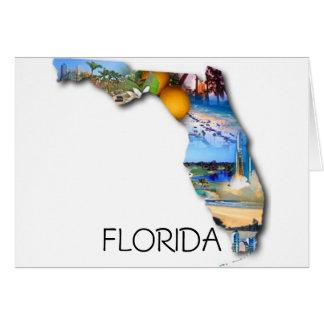 FLORIDA PICTURE DESIGN CARD