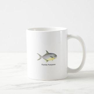 Florida Pompano (titled) Coffee Mug