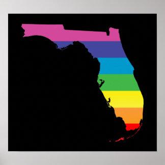 florida pride. poster