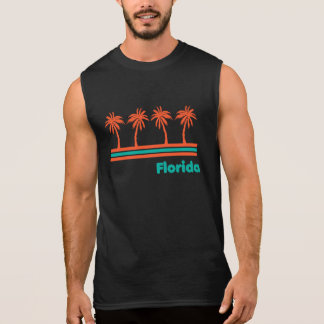 Florida Retro Sleeveless Shirt