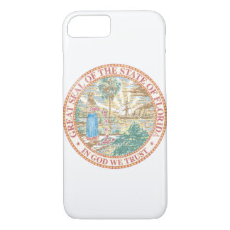 Florida Seal iPhone 8/7 Case