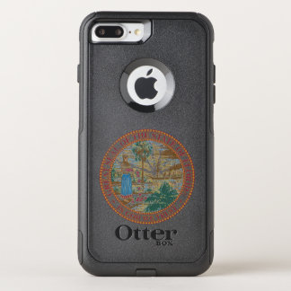 Florida Seal OtterBox Commuter iPhone 8 Plus/7 Plus Case