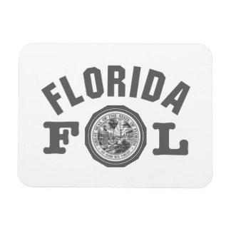 Florida Seal Rectangular Photo Magnet
