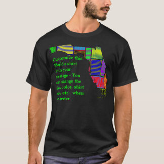 Florida Shirt - Custom with Election or other