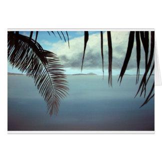Florida Skies Card
