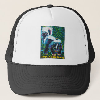 Florida Skunk Rescue 2 Trucker Hat