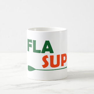 Florida Stand Up Paddling Coffee Mug