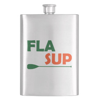 Florida Stand Up Paddling Hip Flask