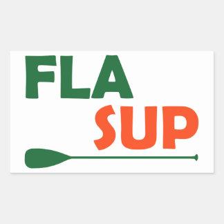Florida Stand Up Paddling Sticker