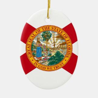 Florida State Flag Ornament