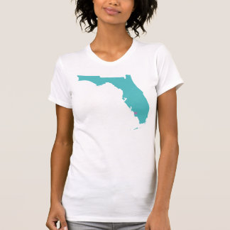 Florida State Heart on Naples T-Shirt