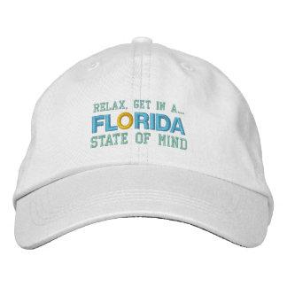 FLORIDA STATE OF MIND cap
