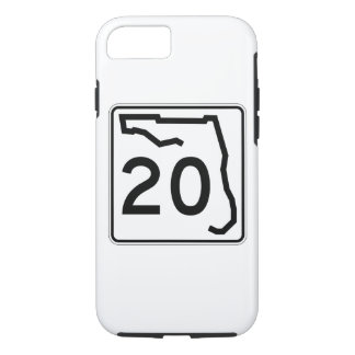 Florida State Route 20 iPhone 7 Case