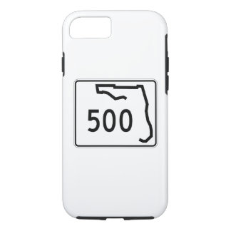 Florida State Route 500 iPhone 7 Case