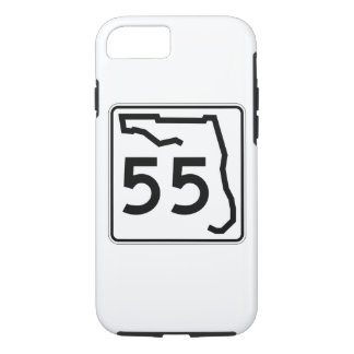 Florida State Route 55 iPhone 7 Case