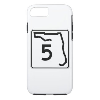 Florida State Route 5 iPhone 7 Case