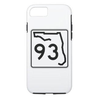 Florida State Route 93 iPhone 7 Case