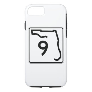 Florida State Route 9 iPhone 7 Case