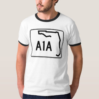 Florida State Route A1A T-Shirt