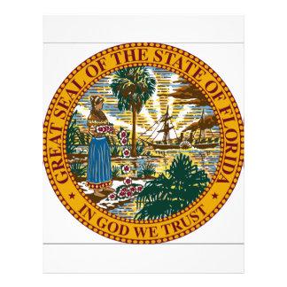 Florida State Seal Letterhead