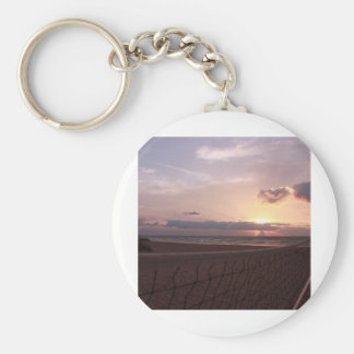florida sunrise key chains