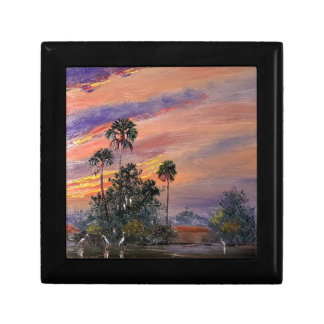Florida Sunset Colors Gift Box