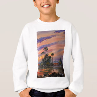 Florida Sunset Colors Sweatshirt