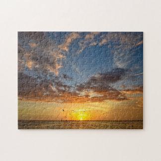 Florida Sunset - Puzzle