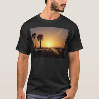 Florida Sunset T-Shirt