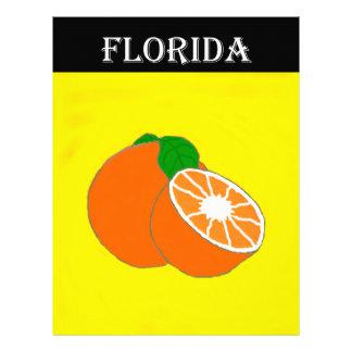 Florida Sunshine State.jpg Letterhead Design