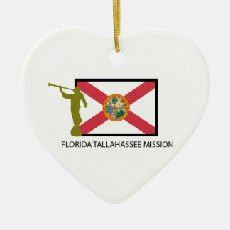 FLORIDA TALLAHASSEE MISSION LDS CTR CERAMIC ORNAMENT