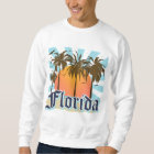 Florida The Sunshine State USA Sweatshirt