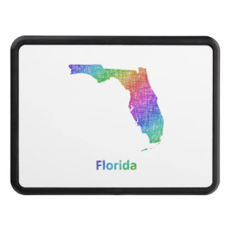Florida Trailer Hitch Cover