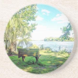 Florida Views Coaster